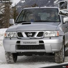 Bara Fata Nissan Terrano 2 R20 2006 - Dezmembrari Nissan