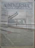 Ziarul Universul , nr. 56 , 1897 , Luigi Cazzavillan