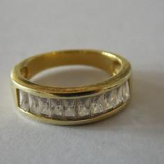 Inel argint cu zirconiu -1384