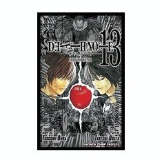 Death Note, Volume 13: How to Read - Carte in engleza