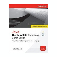 Java the Complete Reference - Carte in engleza