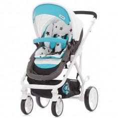 Carucior Chipolino Etro turquoise 2016 - Carucior copii Landou