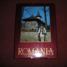 Album ROMANIA - (text Petre Baron in limbile, romana-franceza-engleza) - Carte Fotografie