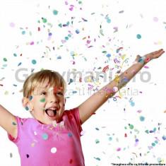 Tun confetti multicolor pentru petreceri