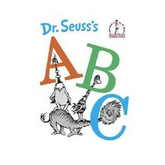 Dr. Seuss's ABC - Carte in engleza