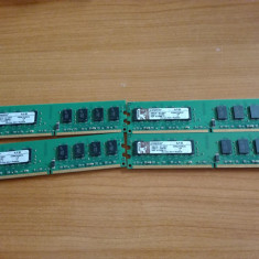 MEMORII DDR2 KINGSTON 2GB 667MHZ - Memorie RAM Kingston, Dual channel