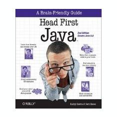 Head First Java - Carte in engleza