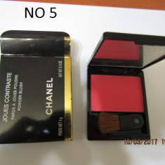BLUSH CHANEL ---SUPER PRET, SUPER CALITATE! NO 5