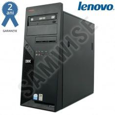 Calculator Intel Core 2 Duo E6600 2, 4GHz, 2GB DDR2, 80GB, DVD GARANTIE 2 ANI !!! - Sisteme desktop fara monitor Lenovo, Peste 3000 Mhz, 40-99 GB, LGA775