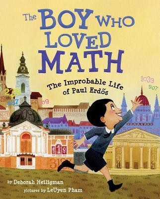 The Boy Who Loved Math: The Improbable Life of Paul Erdos foto