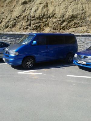 VW CARAVELLE foto