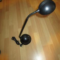 Lampa de birou Bonalux 48cm bec halogen cu 2 trepte si cu gât de lebădă,, Lampi