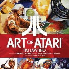 Art of Atari - Carte in engleza