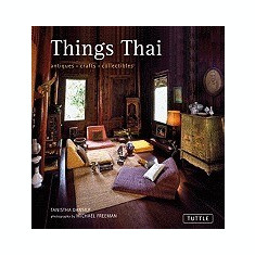 Things Thai: Antiques, Crafts, Collectibles - Carte in engleza