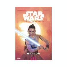 Star Wars the Force Awakens Chapter Book: Rey's Story