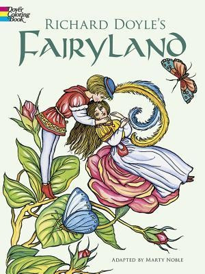 Richard Doyle's Fairyland Coloring Book foto