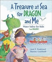 A Treasure at Sea for Dragon and Me: Water Safety for Kids (and Dragons) foto