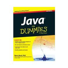 Java for Dummies - Carte in engleza