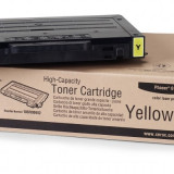 "Toner Original pentru Xerox Yellow, compatibil Phaser 6100, 5000pag ""106R00682"""