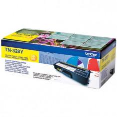 Toner Original pentru Brother Yellow, compatibil HL-4570/MFC-9970/9270, 6000pag
