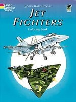 Jet Fighters Coloring Book foto