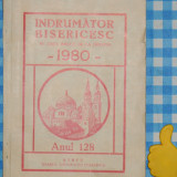 Indrumator bisericesc pe anul 1980 - Carti bisericesti