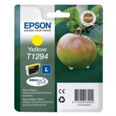 Cartus cerneala Original Epson Yellow T12944010 compatibil SX425W