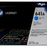 "Toner Original pentru HP Cyan, compatibil CLJ 4600, 4650, 8000pag ""C9721A"""