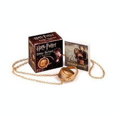 Harry Potter Time-Turner Sticker Kit [With Book of Eight StickersWith Collectible Time-Turner]