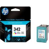 """Cartus cerneala Original HP Tri-color 342 w.Vivera ink, compatibil DJ5440/3310/7850/C3180/4180/PSC1507/1510, 220pag """"C9361EE"""" - Cartus imprimanta"""
