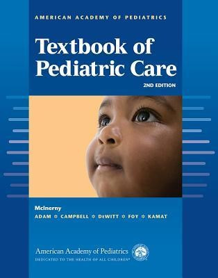 American Academy of Pediatrics Textbook of Pediatric Care foto mare