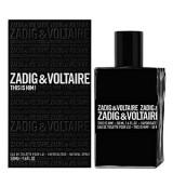 Zadig & Voltaire This Is Him! EDT 50 ml pentru barbati - Geanta vintage