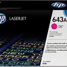 Toner Original pentru HP Magenta, compatibil LJ 4700, 10000pag