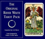 The Original Rider Waite Tarot Set