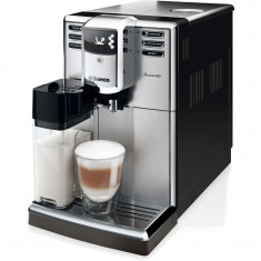 Espressor automat Philips Saeco Incanto HD8917/09, 1850W, 1.8l, 15 bari, Argintiu