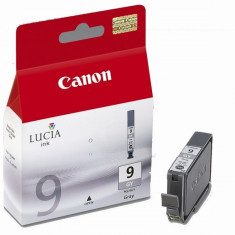 Cartus cerneala Original Canon PGI-9GR, Grey, 14 ml