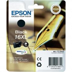 Cartus cerneala Original Epson Negru 16XL compatibil WF2540