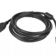 CABLU USB 2.0 A - mini 5PM, bulk, 0.75m