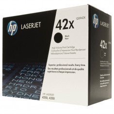 Toner Original pentru HP Negru, compatibil LJ 4250/4350, 20000pag