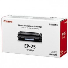 Toner Original pentru Canon Negru E-25, compatibil LBP1210, 2500pag
