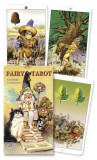 The Fairy Tarot Deck [With 16 Page Fold-Out Instruction Sheet]