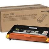 "Toner Original pentru Xerox Yellow, compatibil Phaser 6280, 2200pag ""106R01390"""