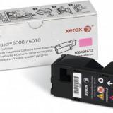 "Toner Original pentru Xerox Magenta, compatibil Phaser 6000/6010/6015, 1000pag ""106R01632"""