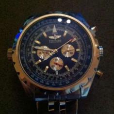 Ceas Breitling Chrono-Matic bărbătesc - Ceas barbatesc Breitling, Lux - sport, Mecanic-Automatic, Otel, Cronograf