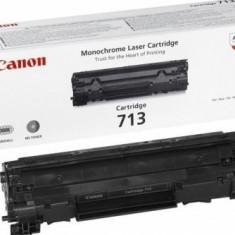 Toner Original pentru Canon Negru CRG-713, compatibil LBP3010/3100, 2000pag