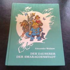 DER ZAUBERER DER SMARAGDENSTADT - ALEXANDER WOLKOW - Carte personalizata