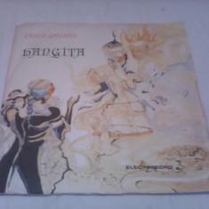 DUBLU DISC VINIL 2 LP HANGITA-CARLO GOLDONI DISCURI STARE EXCELENTA NOI - Muzica pentru copii