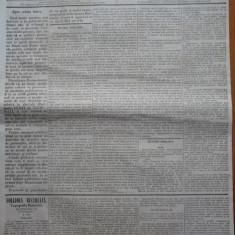 Buciumul , ziar politic , literar si comercial , nr. 291 , 1864 , Bolliac