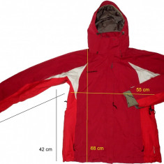 Geaca MAMMUT DryTech calitativa, stare perfecta (S sau dama L) cod-174427 - Imbracaminte outdoor Mammut, Marime: L