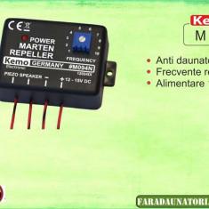 Dispozitiv anti jder auto cu 4 difuzoare Kemo M094 - Alarme Moto
